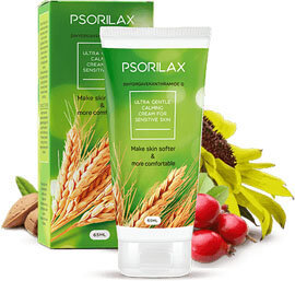 Psorilax - is a natural composition